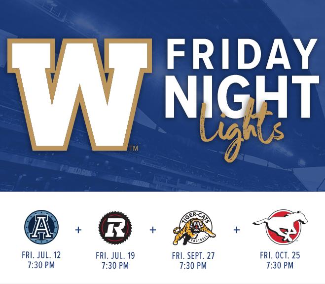 Friday Night Lights Merchandise Canada