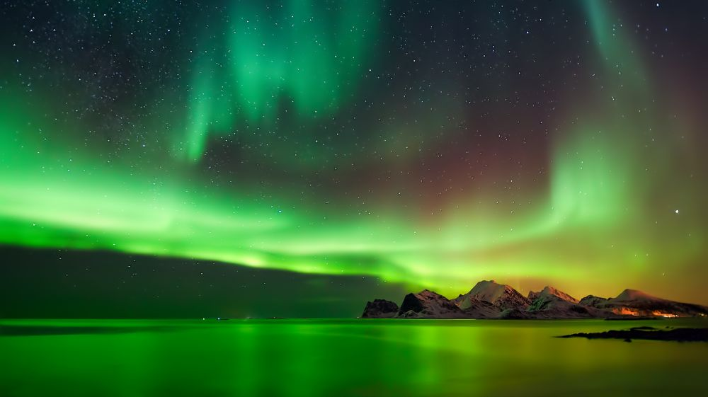 Best Chance Seeing Northern Lights Iceland