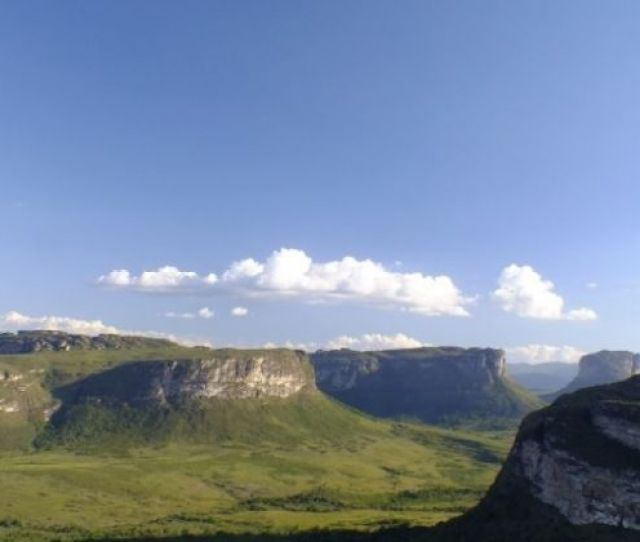 Chapada Diamantina National Park Experience D N