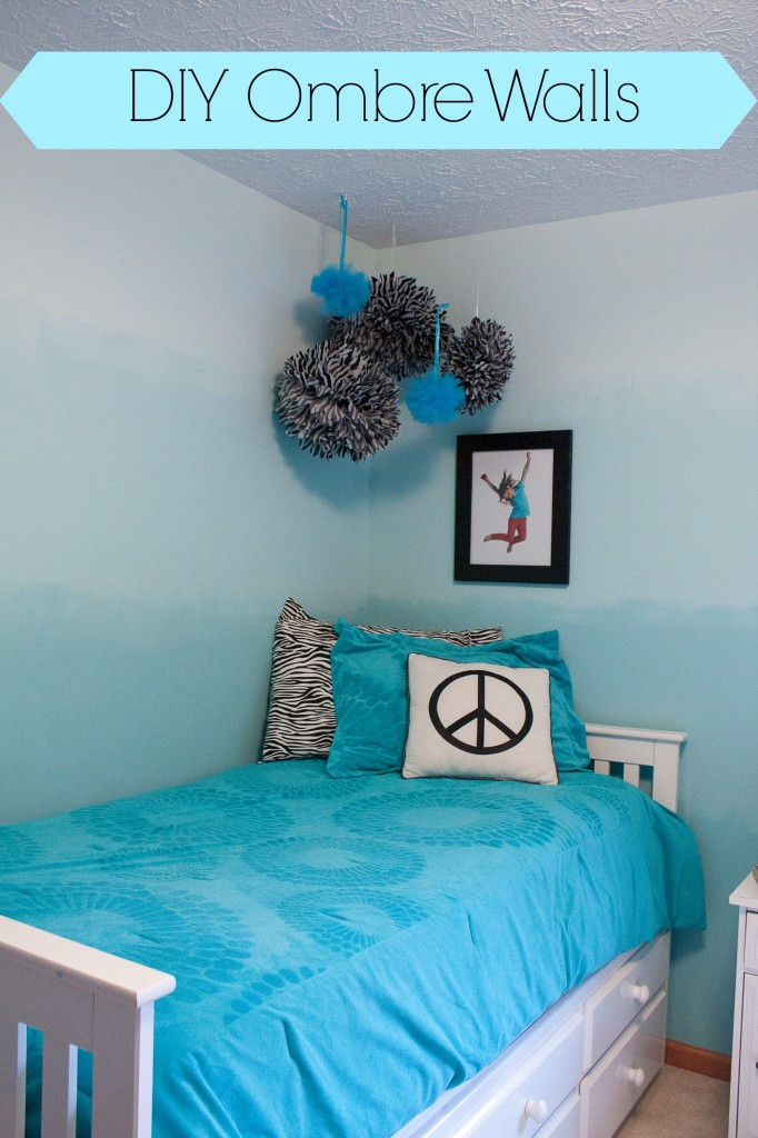 50 Teen Girl Room Decor Ideas - A Little Craft In Your Day on Teenage Room Decor Things  id=49181