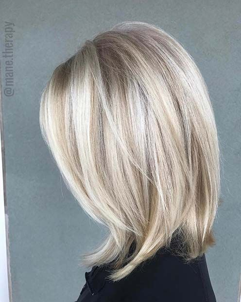 Hair Trend Champagne Blonde StyleMyDay