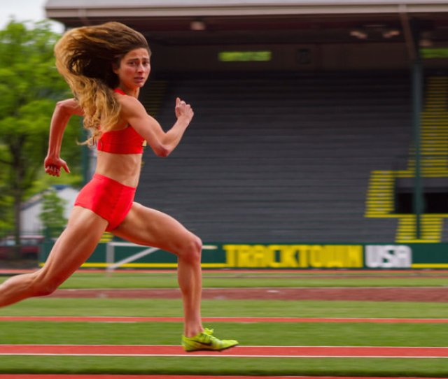 Road To Rio Is Paved With Poetry For Runner Alexi Pappas