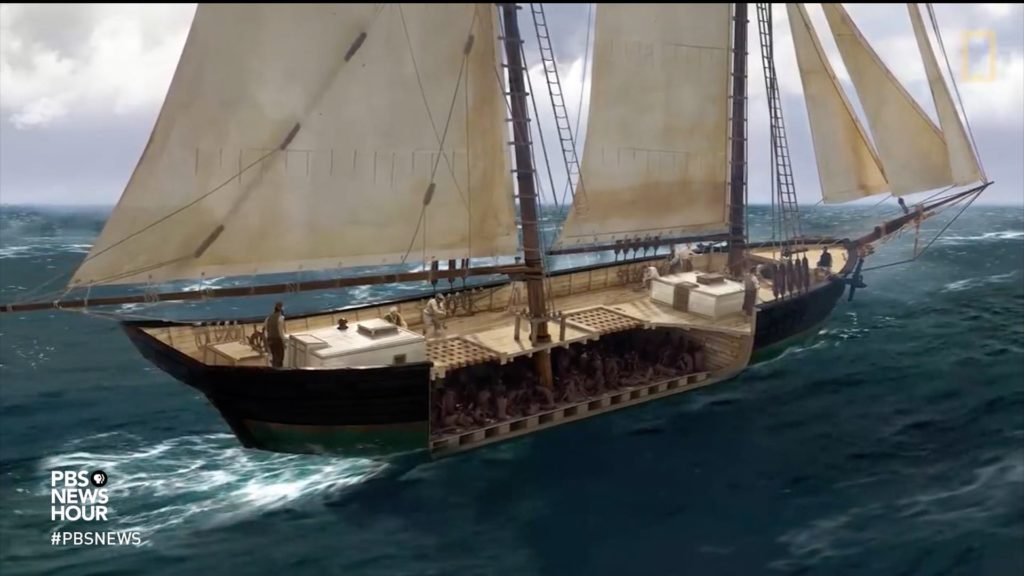 How Discovery Of The Slave Ship Clotilda Informs U S