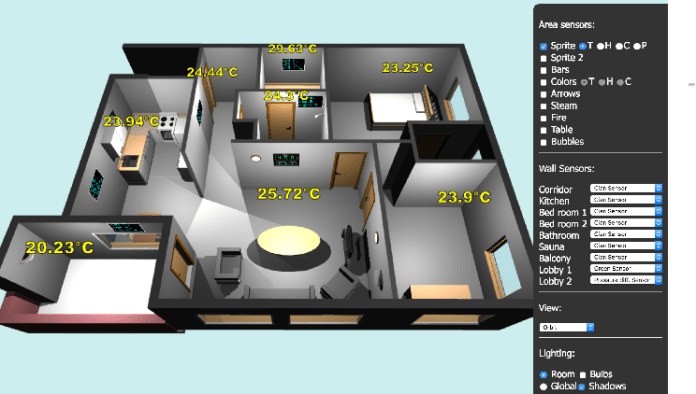 Pdf Comparison Of Two Workflows For Web Based 3d Smart Home Visualizations Semantic Scholar