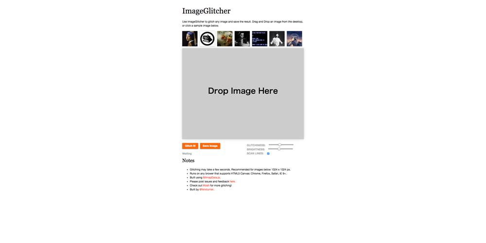 ImageGlitcher