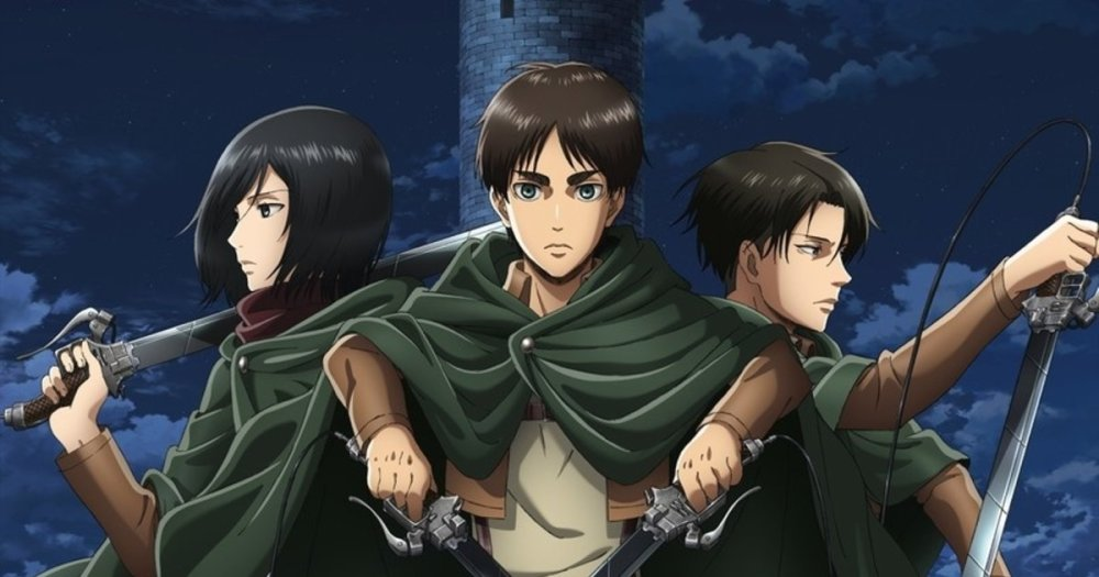 Resultado de imagen para attack on titan the collapsed tower