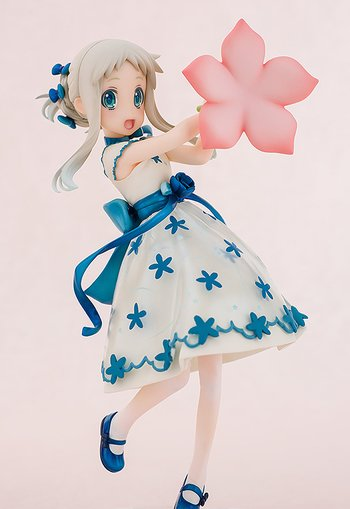 Anohana the Movie Dress-up Chibi Menma 1/8 Scale Figure 4