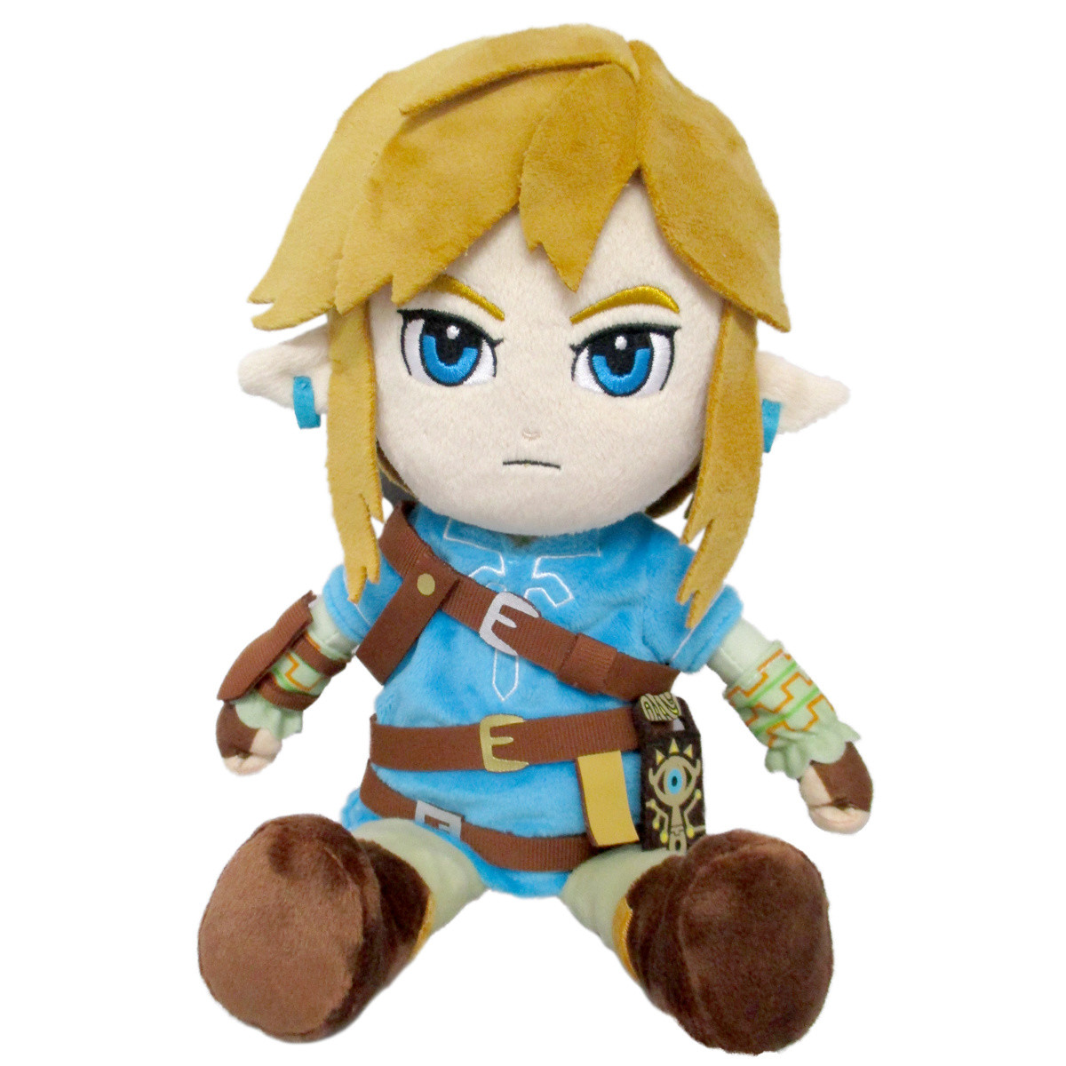 Legend Of Zelda Breath Of The Wild 12 Link Plush Tokyo