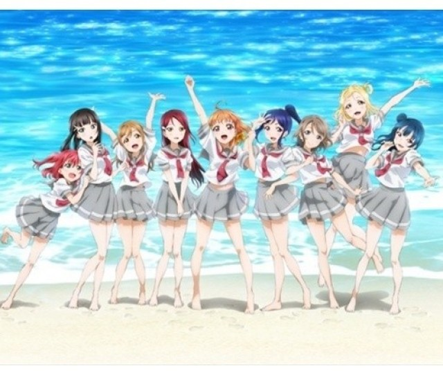 Love Live Sunshine Tv Anime Coming Summer 2016
