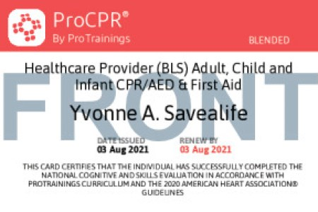 cpr aed and first aid certification » Free Professional Resume ...
