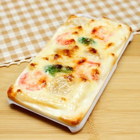 【VV限定】食品サンプル屋さんのスマホケース(iPhone6/6s:グラタン)【atelier cook】