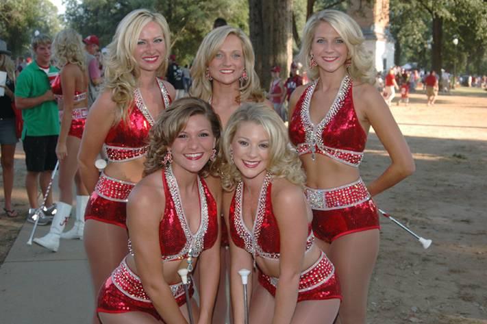Golden Girls Dance Team Lsu