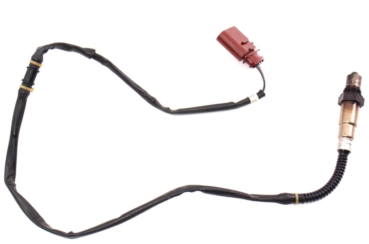 Lh Lower O2 Oxygen Sensor 04 06 Vw Phaeton 4 2 V8