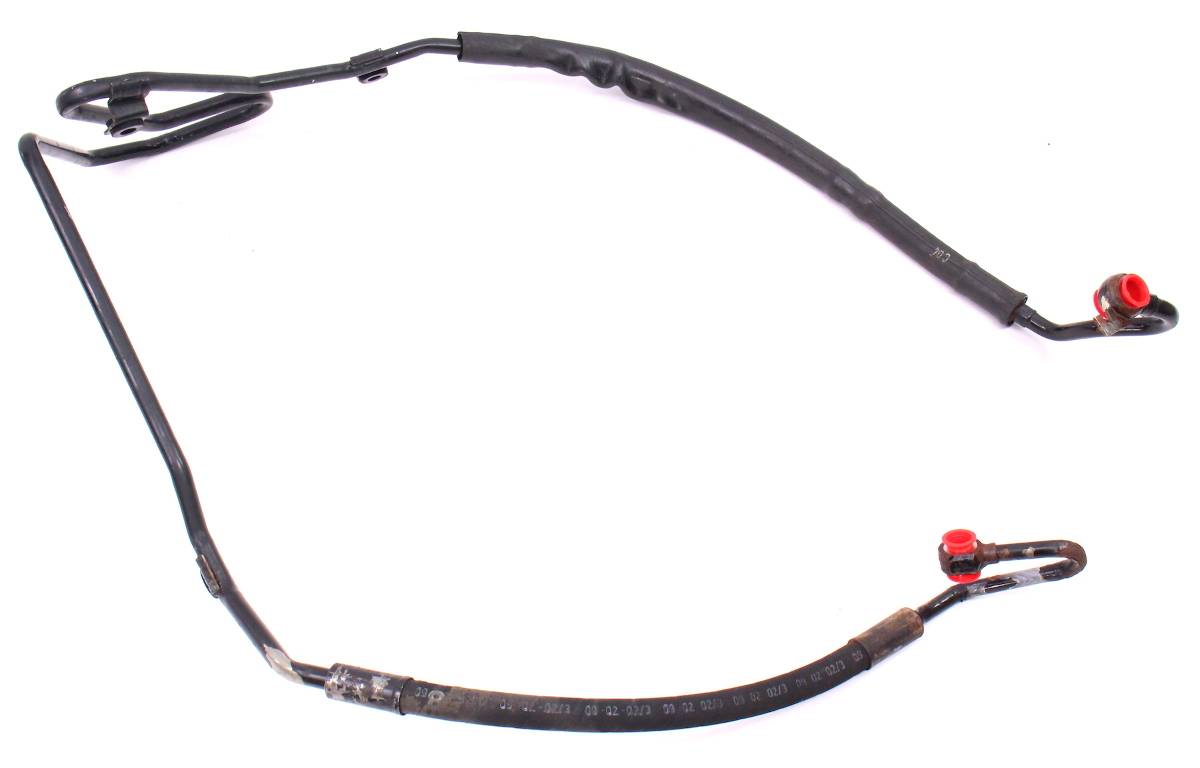 Power Steering Line Rack To Pump 99 05 Vw Jetta Golf Gti