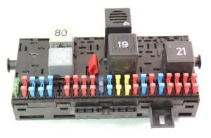Caja de Fusible Fusibles bloque Fusebox 8592 Vw Jetta