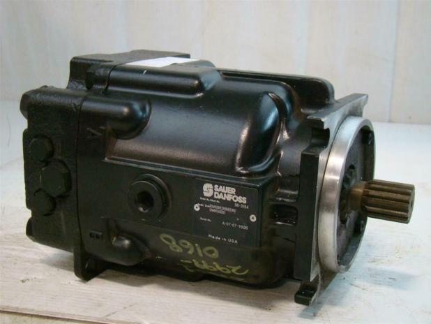 Sauer Danfoss Axial Piston Hydraulic Motor 90m100nc0n8n0s1n0 0nnn000000 96 3154