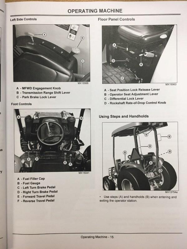 ... Backhoe Operators Manual. Fullsize Of John Deere 110 Large Of John  Deere 110 ...