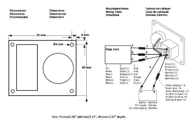Johnson Ultima Bilge Pump Wiring Diagram - Wiring Diagrams Instructions