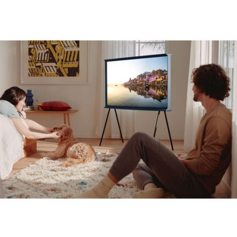 tv qled samsung the serif 55ls01rb