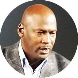 Michael Jordan Famoso fallimento