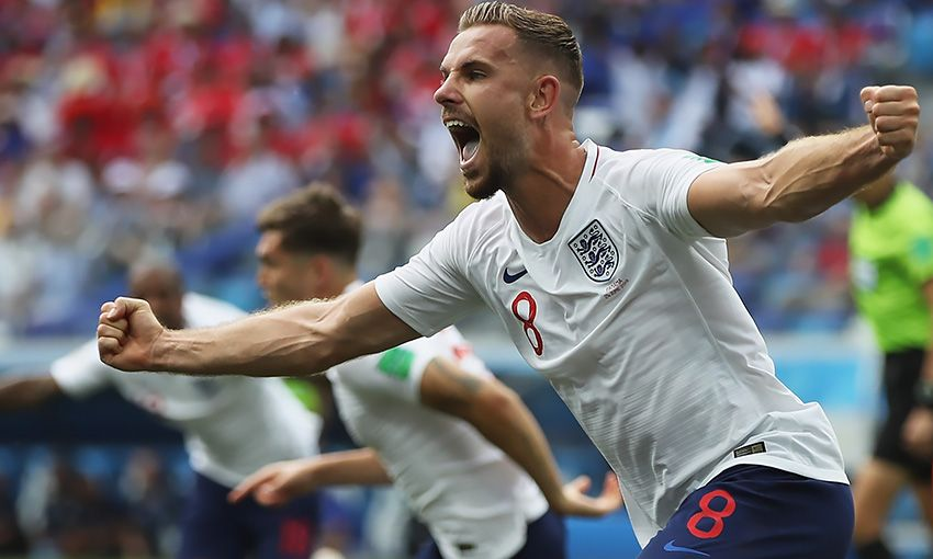 Record-breaking Henderson England's 'unsung hero' - Liverpool FC