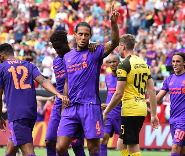 Klopp Made Eight Changes At The Break And Liverpool Were The More Dangerous Team Upon The Resumption With Daniel Sturridge At The Centre Of Much Of Their