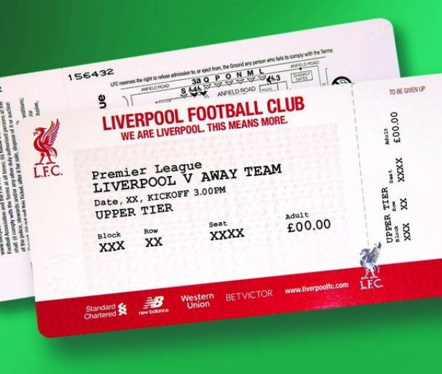 7e3d08fbe93 Liverpool Fc Fake Tickets Touts Information Standard Chartered New Balance  Western Union Next Article
