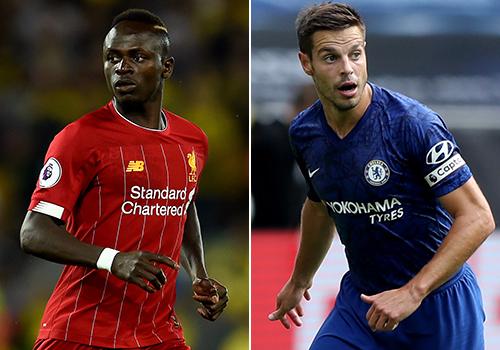 Liverpool vs chelsea Team news 6