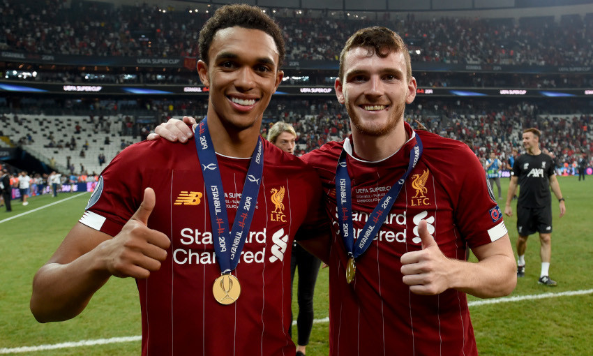 Jürgen Klopp assesses Trent and Robbo's impact on Reds' attack ...