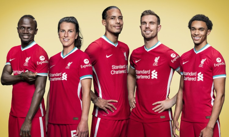 Liverpool FC embarks on a journey with Expedia - Liverpool FC