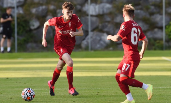 Boyhood dreams achieved for proud Morton and Bradley - Liverpool FC