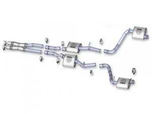 mopar exhaust systems genuine factory