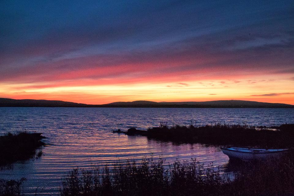 Loch of Harray Sunrise