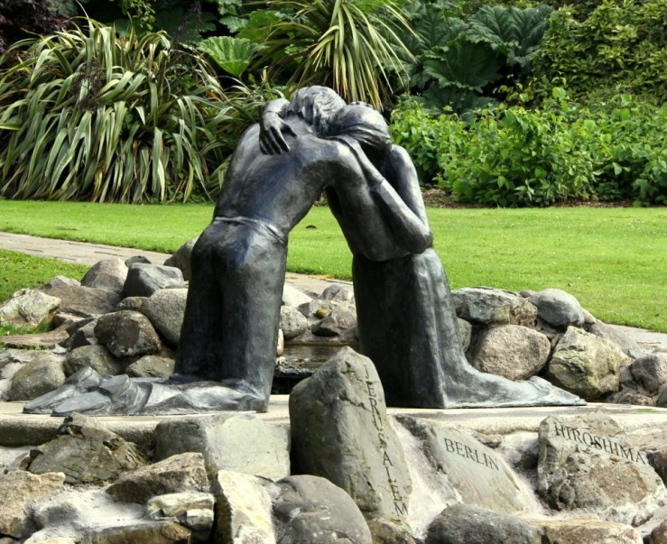 "Reconciliation"", Stormont, Belfast   Gillipaw   Blipfoto"