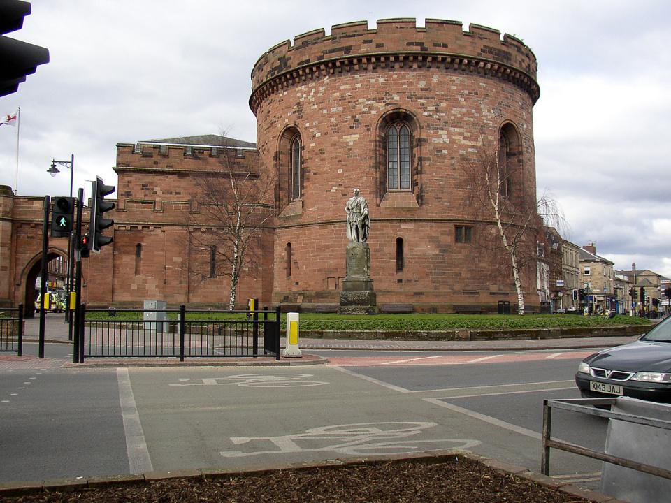 Carlisle (backblip)