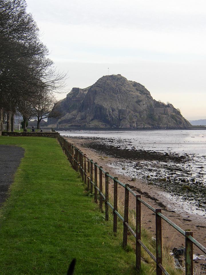 Dumbarton Rock (backblip)