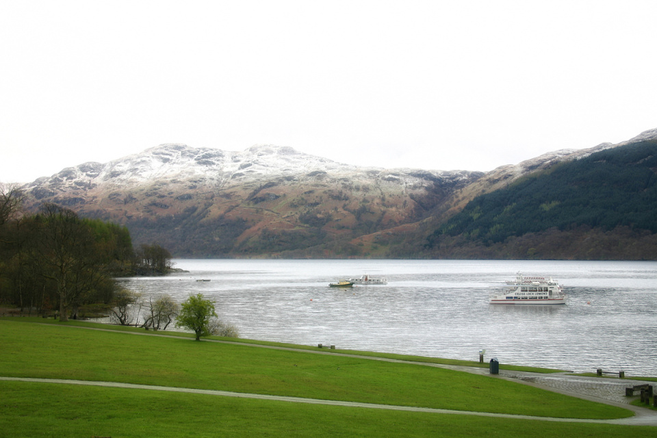 Loch Lomon (backblip)