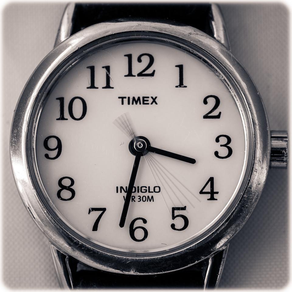 Ticka-ticka Timex