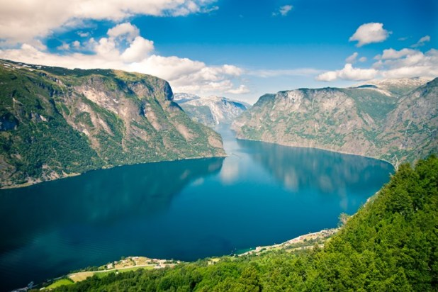 Norway Fjord Fact