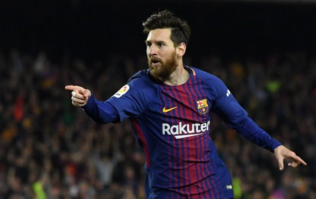 Soccer Lionel Messi