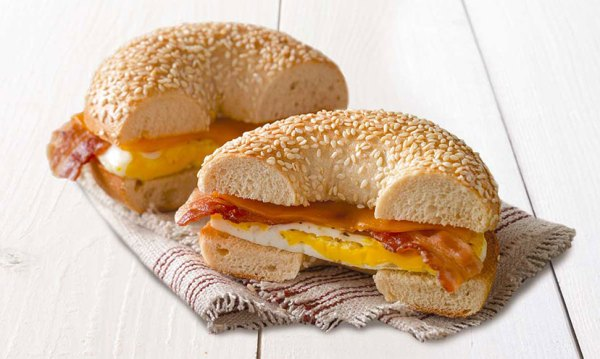 Get a FREE Egg Sandwich from Einstein Bros Bagels! – Get ...
