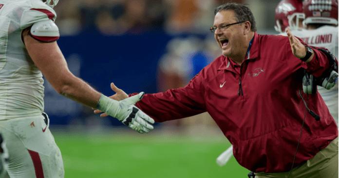 New Hogs coach