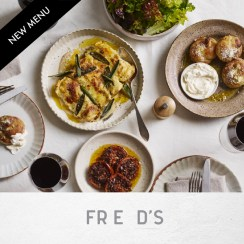 NEW: Fred's at Home