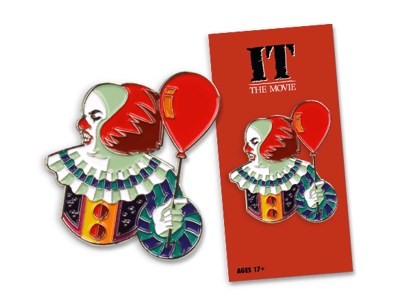 Pennywise Pin