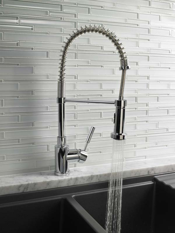 Pull Down Faucets For The Period Kitchen Old House