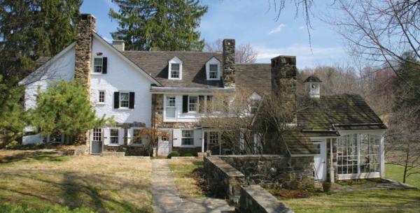 Farmhouses of the Brandywine Valley, Pennsylvania - Old ...