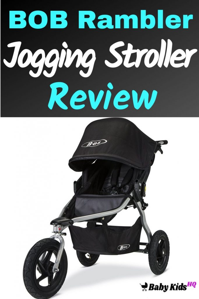 The BOB Rambler Jogging Single Stroller has been designed to accommodate the needs of fresh and fit parents.