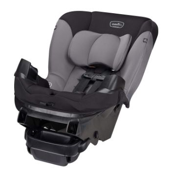 Evenflo Sonus Convertible Car Seat Review 1