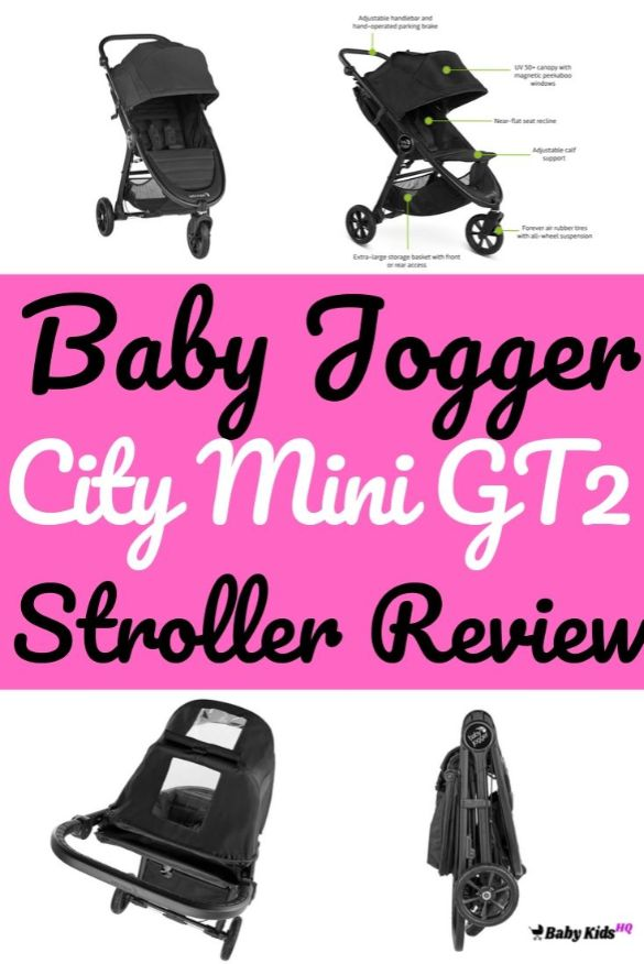 Baby Jogger City Mini GT2 Stroller Review