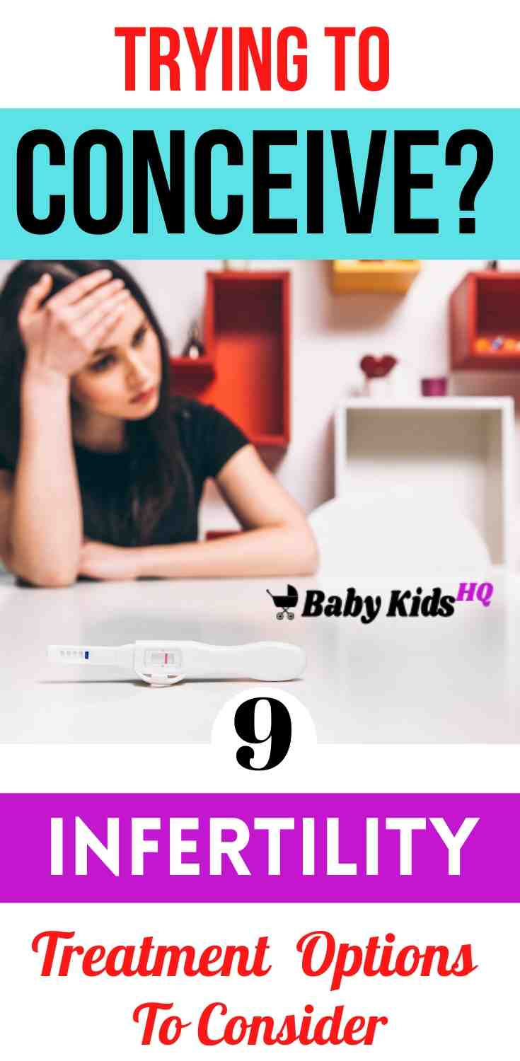 Trying To Conceive? 9 Infertility Treatment Options To Consider!! 2